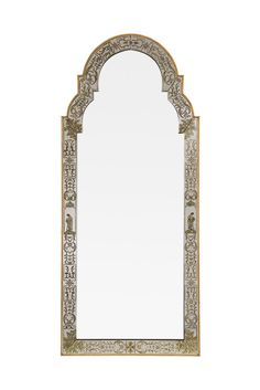 Queen Anne Mirror, Traditional