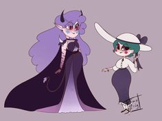 Disney Xd, Disney And Dreamworks, Queen Eclipsa, Evil Children, Mythical Creatures Art, Starco, Star Butterfly, Cute Chibi, Star Vs The Forces Of Evil