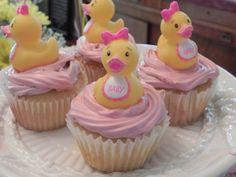 pink rubber ducks for girl