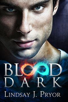 BLOOD DARK - Blackthorn series book 5 - Dark Paranormal Romance  - Lindsay J. Pryor