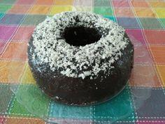 Ovomaltine cake