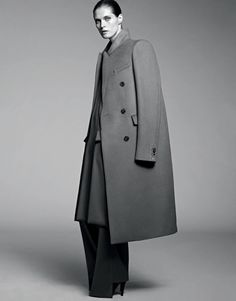 malgosia bela | the gentlewoman #6 fall 2012 | by karim sadli