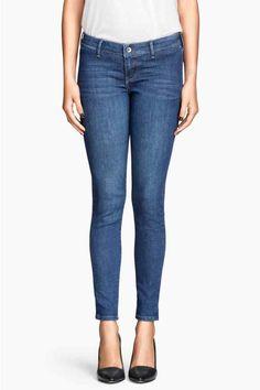 Jean Skinny Low Ankle | H&M