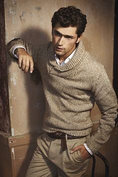 before you kill us all: AD CAMPAIGN Brothers Winter 2011 Feat. Sean O'Pry & Alex Lundqvist by Tobias Lundkvist