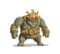 """Joe Rogers on Twitter: """"Enigmatic Champion Troll @Pixel_Dailies #pixel_dailies #RandomCharacter #pixelart #animation https://t.co/KrKKnrpjWY"""""""