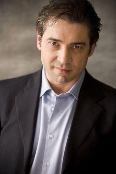 Nicola Luisotti, Italian conductor and Music Director of San Francisco Opera