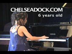 Child Prodigy, Six Years Old