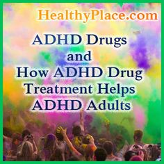 adult adhd and non simulants