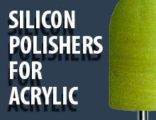 Nais Silicon Polishers for Acrylic