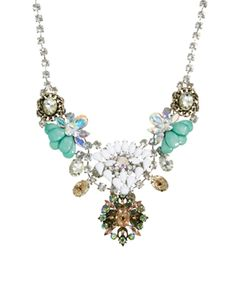 ASOS Jewelled Dream Necklace