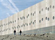 Euroborg Stadium Projects - Wiel Arets Architects