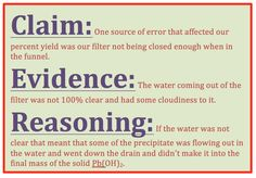 Claim Evidence Reasoning Template Pdf Ten Exciting Parts Of Attending Claim Evidence Reasoning Template Pdf Boeke, J. The genome project-write. Science R. Assay Is Technology: The Promise, Peril, and New Business of. Academic Essay Writing, Argumentative Writing, English Writing, Writing Skills, Apa Essay, Writing Help, Teaching English, Writing Tips, Claim Evidence Reasoning