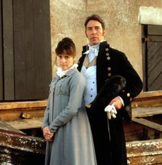 Persuasion, Anne Elliot and Captain Wentworth