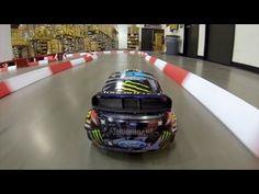 GoPro Spherical: Indycars over the Golden Gate Bridge - YouTube
