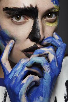 van gogh Beauty by Lander Larrañaga for El Periódico 3