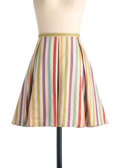 Here in My Carnival Skirt