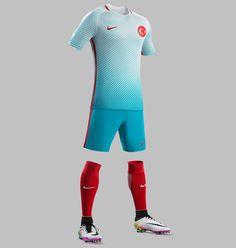 Turkey Euro 2016 Kits Released - Footy Headlines