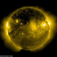 Space in Images - 2015 - 12 - The Sun today