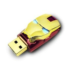 <3 iron man USB thumbdrive