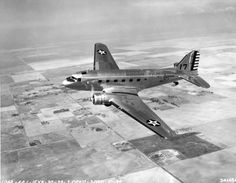 C-39s were called upon to perform many rigorous transport duties early in WW II, including the evacuation of personnel from the Phillipines to Austrailia in December 1941. (U.S. Air Force photo)