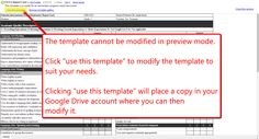 How to Find and Use Report Card Templates in Google Drive