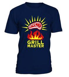 6355b67e273  T Shirt 9-Grill Master Barbecue BBQ gri Chef shirt