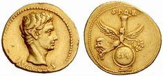 Auréus d'Auguste, 1er siècle