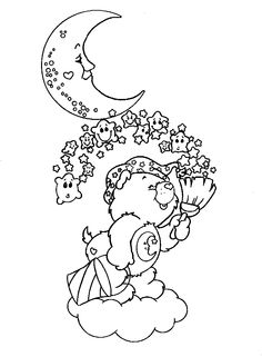 161 Best Sun Moon And Stars Coloring Images On Pinterest