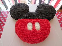 B H's Birthday / Mickey & Minnie Mouse - Photo Gallery at Catch My Party Mickey And Minnie Cake, Fiesta Mickey Mouse, Mickey Mouse Cupcakes, Mickey Cakes, Mickey Mouse Clubhouse Birthday, Mickey Birthday, Mickey Party, 2nd Birthday, Miki Mouse