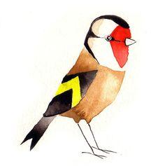 ~ Goldfinch {Matt Sewell} ~