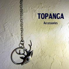 TOPANGA Accessories トナカイルーペネックレス  http://item.rakuten.co.jp/bon-eto/a9-daystar-sn31646/
