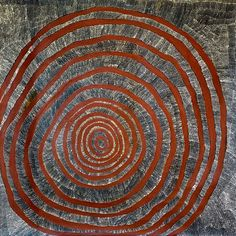 Wentja Napaltjarri #artaborigene #contemporain #australie