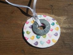 Washer Necklace | Crafts by Friends