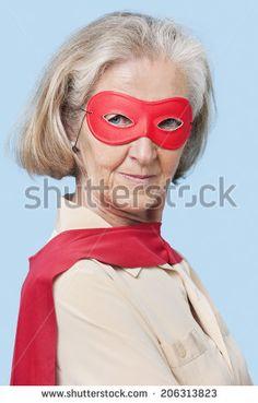 Superhero Woman Fotografie, snímky a obrázky | Shutterstock