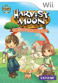 """Tree of Tranquility for the Wii has one of the best casts I've seen in recent HM games and has great gameplay. Animal Parade is the """"new and improved"""" version of this but there are subtle differences."""