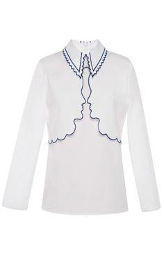 Drin Portorico Shirt by Vivetta for Preorder on Moda Operandi