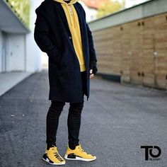 """blckXyllow""✔ Trillest outfit"
