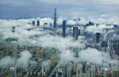 Ping An Finance Centre Named Fourth Tallest Tower Worldwide