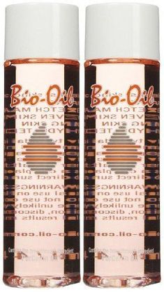 Bio-Oil Liquid Purcellin Oil, oz (Pack Of 3 ) - maja Stretch Marks On Thighs, Stretch Mark Cream, Scar Treatment, Body Treatments, Bio Oil Before And After, Bio Oil Pregnancy, Bio Oil Uses, Bio Oil Scars