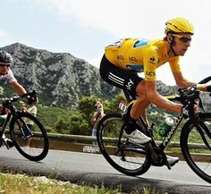 Bradley Wiggins's place in next month's Tour de France