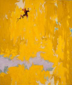 Clyfford Still (1904 – 1980) was an American painter, and one of the leading figures of Abstract Expressionism.