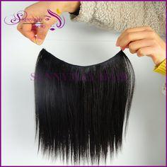 Flip In Hair Extensions http://www.aliexpress.com/store/product/Sunnymay-flip-in-hair-extensions-fast-shipping-natural-color-grade-6a-virgin-peruvian-fish-line-human/634109_1779975132.html