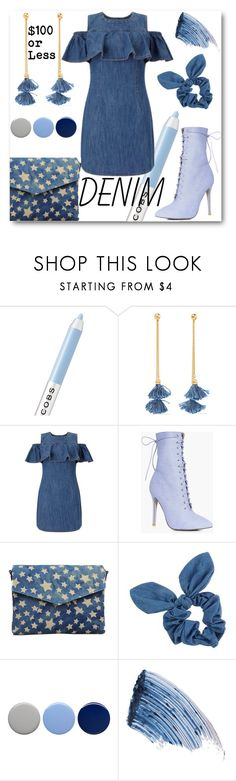 """Blue Denim Soul"" by looking-for-a-place-to-happen ❤ liked on Polyvore featuring Marc Jacobs, Ben-Amun, Miss Selfridge, Boohoo, Bungalow 20, Dorothy Perkins, Burberry and Sisley"
