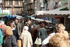 Marché de #Morlaix, le samedi  #Finistere, #Bretagne, #Brittany #markets