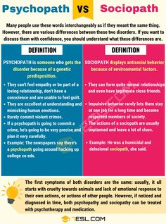 Psychopath vs Sociopath: Differences between Sociopath vs Psychopath - 7 E S L Psychology Notes, Forensic Psychology, Psychology Facts, Writing Skills, Writing A Book, Writing Tips, Writing Prompts, Psychopath Quotes, Psychopath Sociopath