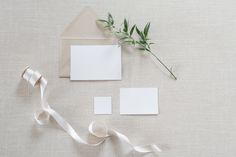 Wedding Invitation Mockup by TwigyPosts on Creative Market