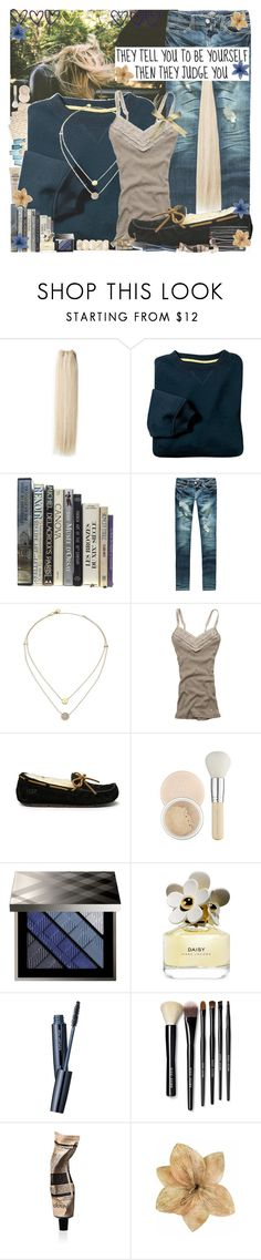 """""""they tell you to be yourself then they judge you. ❥❥"""" by sammylynn ❤ liked on Polyvore featuring Cultura, Frieda, &K, Almost Famous, Michael Kors, Abercrombie & Fitch, UGG Australia, Bare Escentuals, Burberry and Marc Jacobs"""