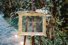 Rincón bienvenida boda / Welcome corner wedding. La boda de Paloma & David. Sevilla, 2 de julio de 2016.