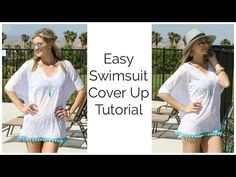 Easy Beginners Summer Garment Sewing Project – Create a Comfy Beach Cover-up with Melanie Ham | Sew, What's New?