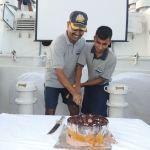 INS Sudarshini turns One…